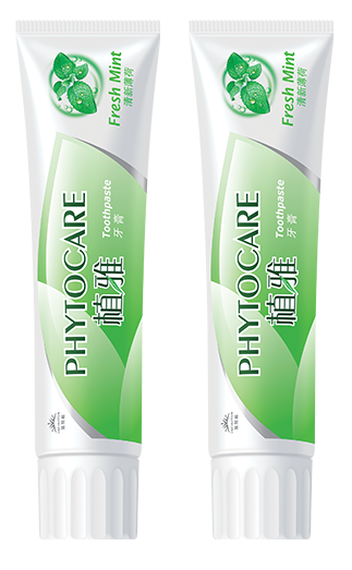 toothpaste product
